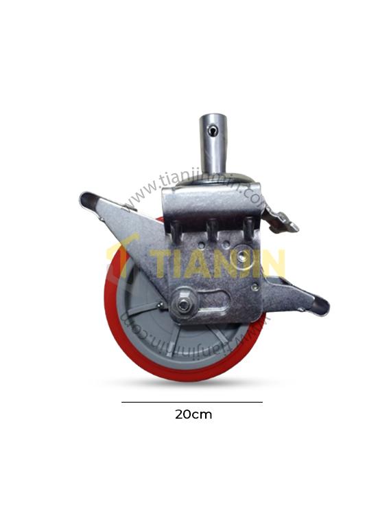 20 cm Caster Wheel