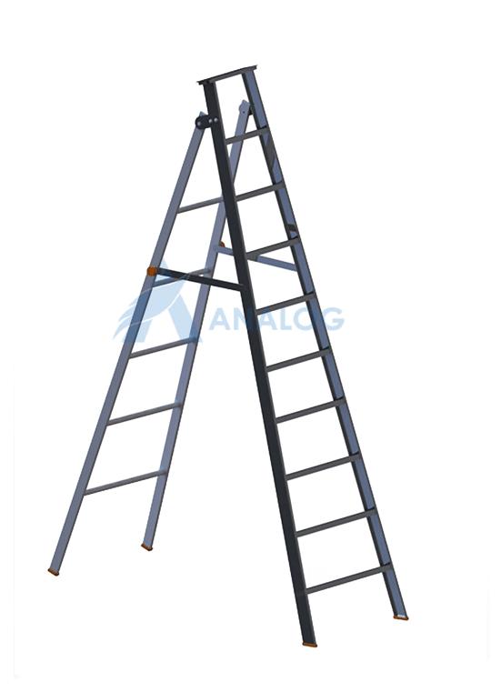 Aluminum Ladder - A Type 2.2mtr (09 Steps)