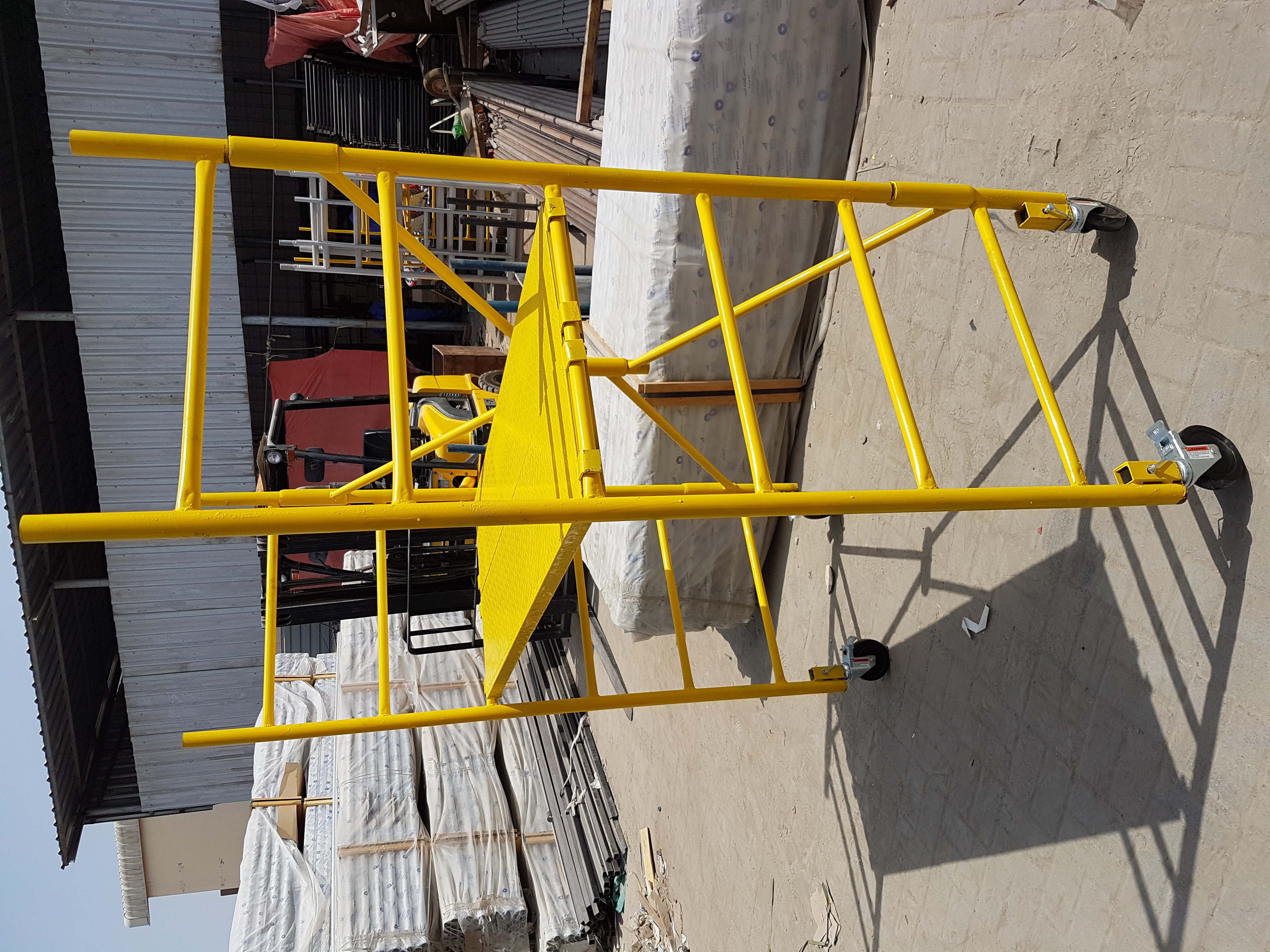 Baker Foldable Tower with Handrails - 3.00m