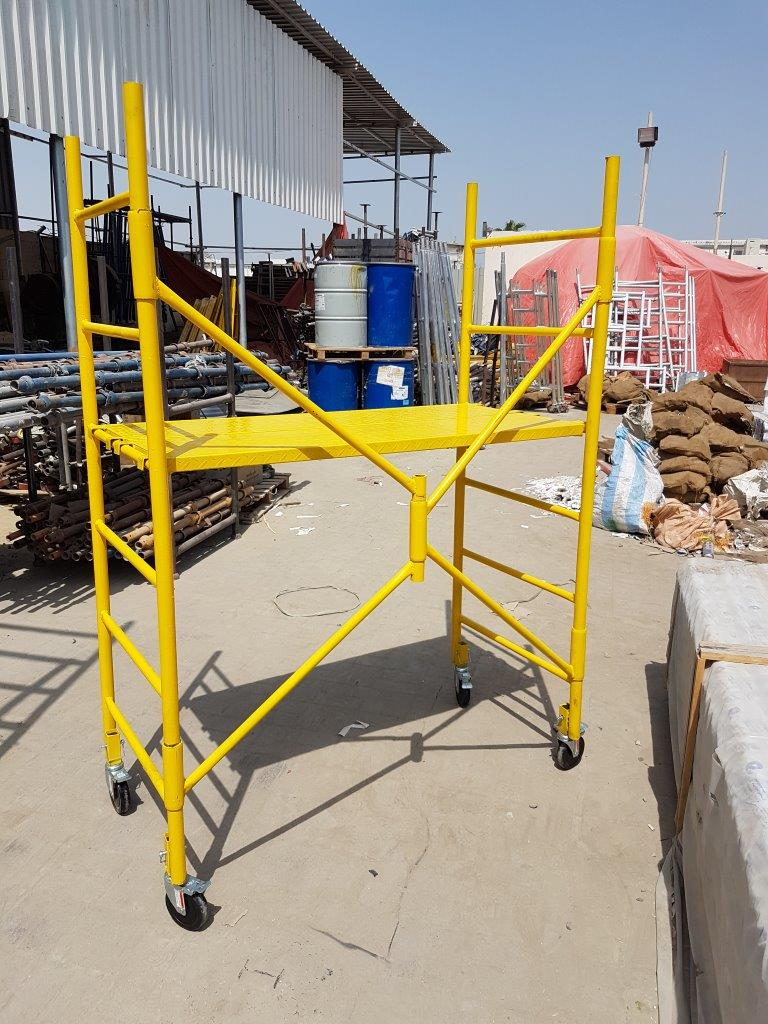 Baker Foldable Tower Without Handrails - 3.00m