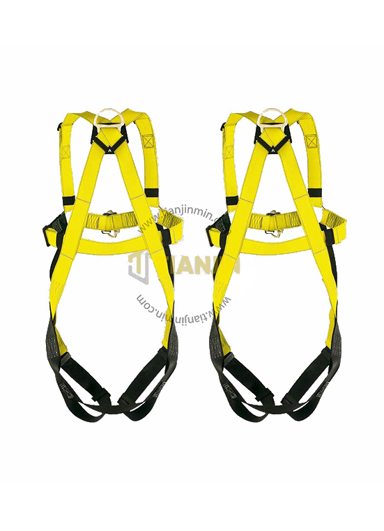 Safety Harness Full Body with double hooks