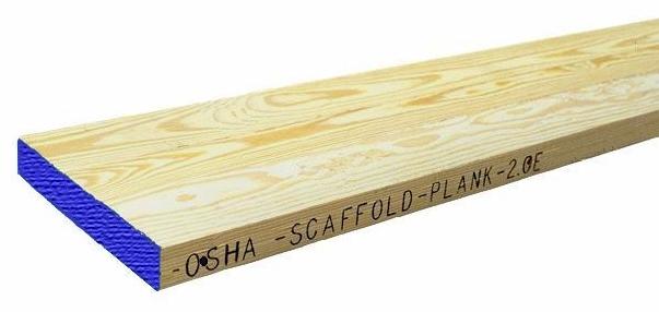 LVL Scaffold Boards / Planks 4.0m OSHA Standard